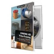 CINEMA 4D-Video-Training Shader & Texturen