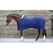 Kentucky Horsewear Kentucky Staldeken 400grs - Navy - Size: 6.9/206