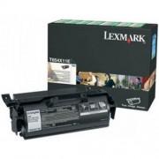 Toner Lexmark T654X11E black, T654 36000str.