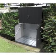 Trimetals Geräte- und Aufbewahrungsbox Stowaway anthrazit