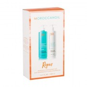 MoroCCanoil Repair 500 ml sada šampon 500 ml + kondicionér 500 ml pro ženy