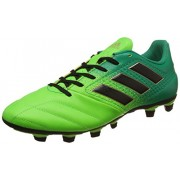 adidas Men's Ace 17.4 Fxg Sgree, Cblack and Corgrn Football Boots - 10 UK/India (44.67 EU)