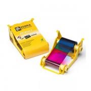 Ribbon Zebra color IX series YMCKO para ZXP3