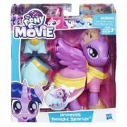 My Little Pony Snap On figurina ponei cu accesorii Twilight Sparkle E0997