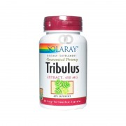 Solaray Tribulus 60 Cápsulas - Solaray