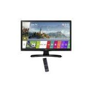 Smart TV de 24 Lg 24MT49S HD WiFi/HDMI e Conversor Digital