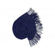 Carlo Romani Dámská modrá pašmína P32