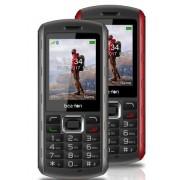 """Beafon AL560 6,1 cm (2.4"""") 123 g Nero, Rosso Caratteristica del telefono"""