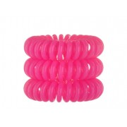 Invisibobble The Traceless Hair Ring 3 kom gumice za kosu Pink W
