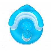 EY Apoyar El Asiento Sofá Bebé Aprendiendo A Sentarse Silla De Coche Cojín Almohada De Viaje-Azul