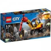 Конструктор ЛЕГО СИТИ - Сондиране - LEGO City Mining, 60185