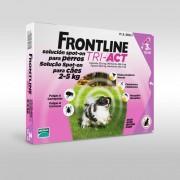 Merial Frontline Tri-Act (2-5 Kg) 6 Pipetas