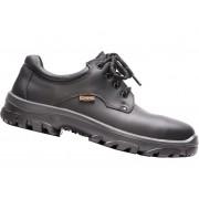 EMMA ROY Veiligheidsschoenen Lage Werkschoenen S2 - Zwart - Size: 42