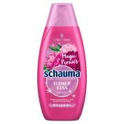 Sampon pentru par Schauma Flower Kiss Magic Peonies 400ml
