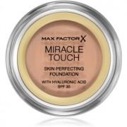 Max Factor Miracle Touch фон дьо тен за всички типове кожа на лицето цвят 80 Bronze 11,5 гр.