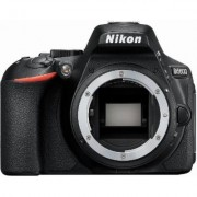Nikon »D5600 Body« Spiegelreflexkamera (24,2 MP, Bluetooth, NFC, WLAN (Wi-Fi)