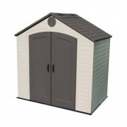 StoreMore Lifetime Apex Roof Shed 8ft Series