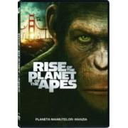 Rise of the planet of the apes DVD 2011