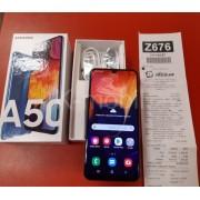 Samsung Galaxy A50 A505 CZ záruka do 4/2021 ALZA použitý komplet
