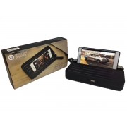 Boxa Portabila cu Bluetooth V2 Negru Difuzoare 5W Extra Bass