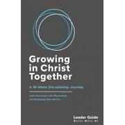 Growing In Christ Together, Leader Guide: A 16-Week Discipleship Journey, Paperback/Justin Kuravackal