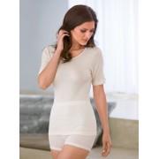Intherm Dames Shirt met korte mouwen Van Intherm beige