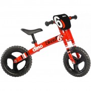 Dino Bikes Balance Bike Runner Red DINO356003