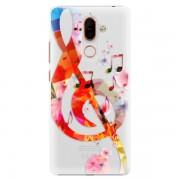 Plastové pouzdro iSaprio - Music 01 - Nokia 7 Plus
