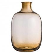 Vaas Rowan - bruin - 35x22 cm - Leen Bakker