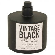 Kenneth Cole Vintage Black Eau De Toilette Spray (Tester) 3.4 oz / 100.55 mL Men's Fragrances 536704