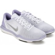 Nike WMNS NIKE FLEX SUPREME TR 5 Training & Gym Shoes For Women(White)
