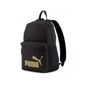 PUMA Phase Backpack Black/Gold