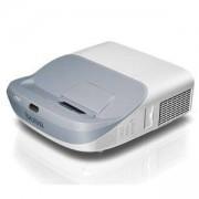 Видео проектор BenQ MX863UST Ultra Short Throw, DLP, XGA(1024x768), 10 000:1, 3300 ANSI Lumens, VGA,HDMI, USB, LAN, Speaker, 9H.JGA77.15E