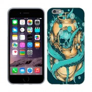 Husa iPhone 6S Plus sau iPhone 6 Plus Silicon Gel Tpu Model Dead diver