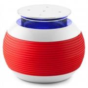 Clip Sonic TES105 Altavoz Bluetooth AUX Portátil Rojo (TES105WO-RE)