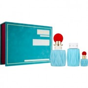 Miu Miu Miu Miu coffret II. Eau de Parfum 100 ml + Eau de Parfum 7,5 ml + leite corporal 100 ml