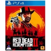 Sony PS4 Game - Red Dead Redemption 2 Standard