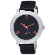 Fastrack Casual Analog Black Dial Men's Watch -NK3120SL02