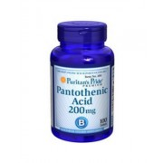 Vitamina B5 (Acid pantotenic) - 100 comprimate