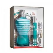 Le male - Jean Paul Gaultier gift set 125 ml EDT SPRAY + profumo travel size 10 ml
