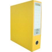 Registrator A4 80 mm žuti 1/10 Normal
