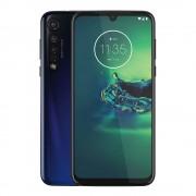 Motorola moto g8 plus 64gb telcel - azul nocturno
