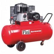 Compresor de aer FINI BK119-270-7.5, 400 V, 5.5 kW, 840 l/min, 10 bar, 270 l