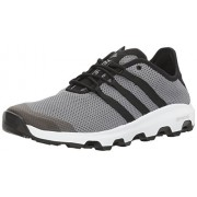 adidas Outdoor Men s Terrex Climacool Voyager Water Shoe Grey/Black/White 14 D(M) US