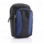 Universal Multifuctional 5.5 Inch Diagonal Cross Color Polyester Pearl Material Storage Waist Packs / Waist Bag / Hiking Bag / Camping Bag With Armlet For IPhone 6 Plus And 6S Plus, Samsung Galaxy S7 Edge / Note 5 / N920 And S6 Edge Plu
