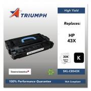 751000nsh0354 Remanufactured C8543x (43x) High-Yield Toner, Black