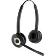 Jabra PRO 920 Duo Stereofonisch Hoofdband Zwart hoofdtelefoon