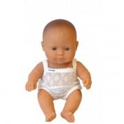 Baby european (baiat) Papusa 21cm
