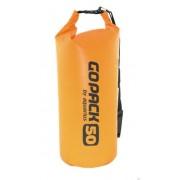 Aquarius Worek wodoszczelny Aquarius Gopack 50l - pomarańczowy - pomarańczowy