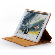 Momax Flip Diary Smart Case for Apple iPad Air - Brown